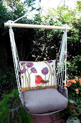 CH Swing Set w/ Red Robin Pillow, CHRR504-SP