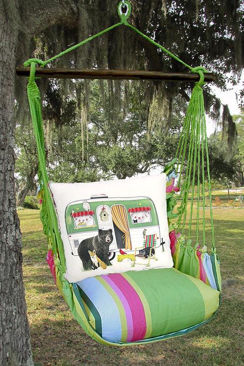 Camper Friends Swing Set, FLMLT908-SP
