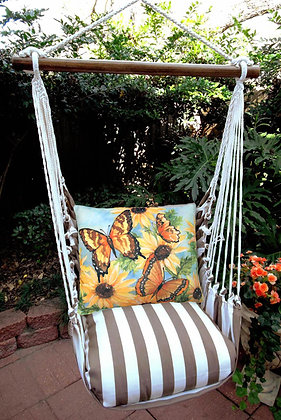 SC Swing Set w/ Butterfly Pillow, SCSR504-SP