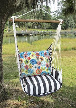 TB Swing Set w/ Flowers, TBES603-SP