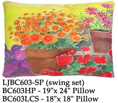 Flower Pots, BC603, 2 sizes