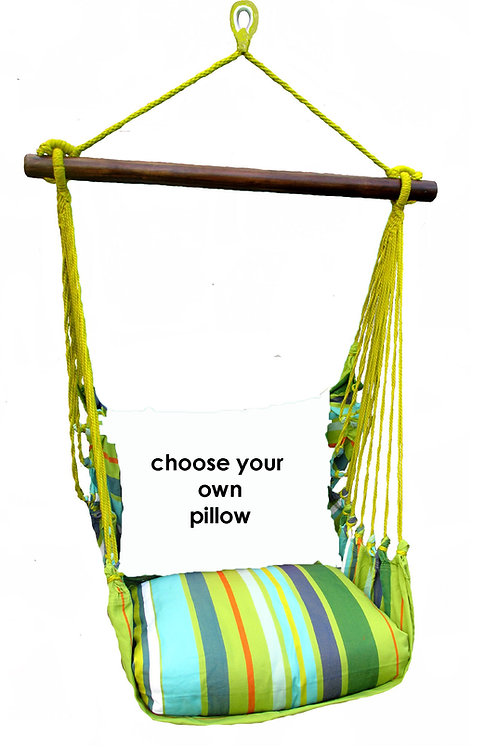 Citrus Swing Set (Without Back Pillow)
