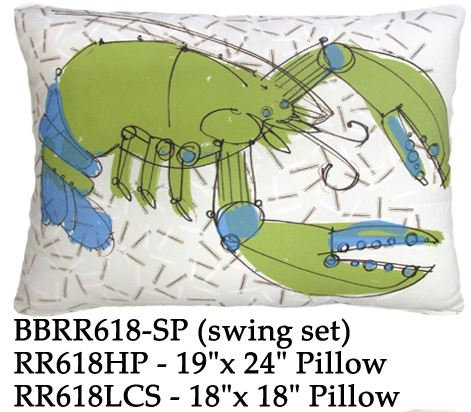Lobster, RR619, 2 sizes