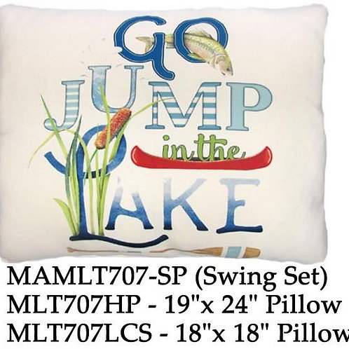 Go Jump in the Lake, MLT707, 2 sizes