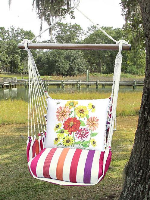 Spring Bouquet Swing Set, CRMLT906-SP