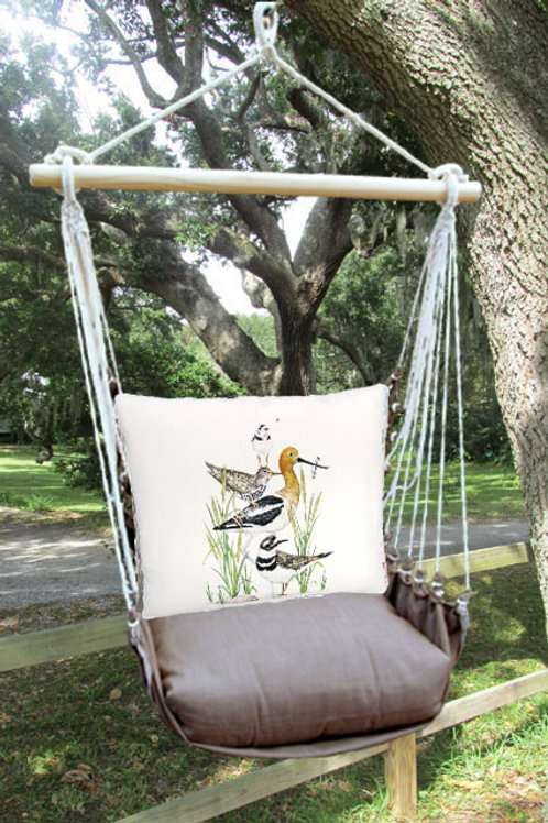 Stack of Shore Birds Swing Set, CHMLT901-SP