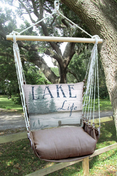 Lake Life Pier Swing Set, CHSW202-SP