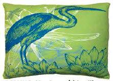 Heron Pillow, LHHG, 2 sizes