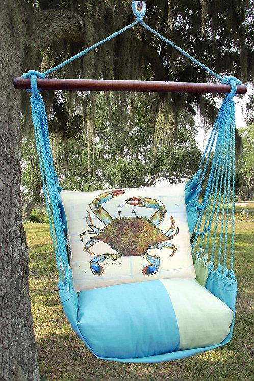 Blue Crab Swing Set, MMRR907-SP
