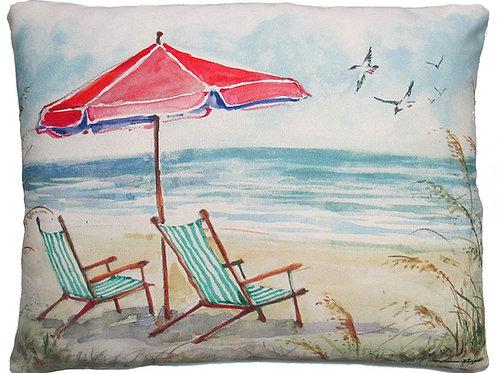SW207, Beach Chair and Umbrella, 2 sizes