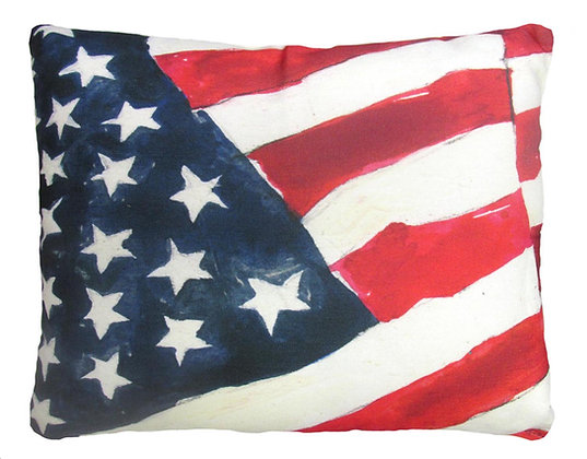Flag Pillow, RR601, 2 sizes