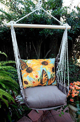 CH Swing Set w/ Butterflies Pillow, CHSR503-SP