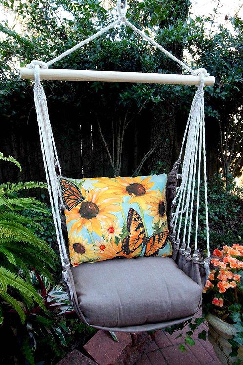 CH Swing Set w/ Butterflies Pillow, CHSR503-SP