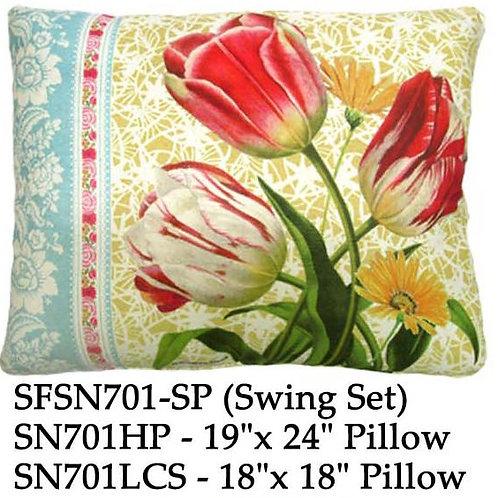 Vintage Tulips 1, SN701, 2 sizes