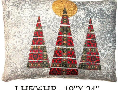 Christmas Trees, LH506HP, 19x24