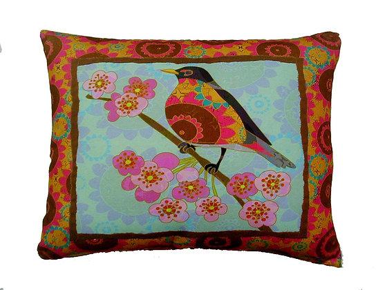 Ladybird Bright Pillow, LBR4HP