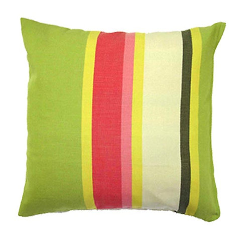 Fresh Lime Fabric Pillow, FL168CL, 24x24