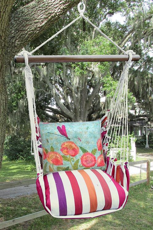 CR Swing Set w/ Dragonfly Pillow, CRTC609-SP