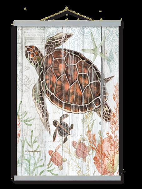 Sea Turtle, SW801, 2 sizes