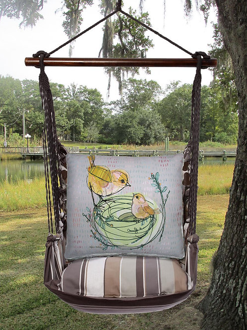 Birds in Nest Swing Set, SGRR201-SP