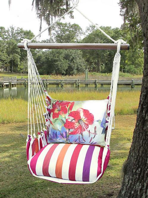 Floral Swing Set, CRSW805-SP