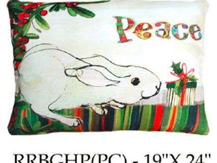 Peace Bunny, RRBGHP(PC), 19x24
