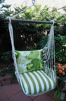 SP Swing Set w/ Lily Pad Pillow, SPFOLP-SP