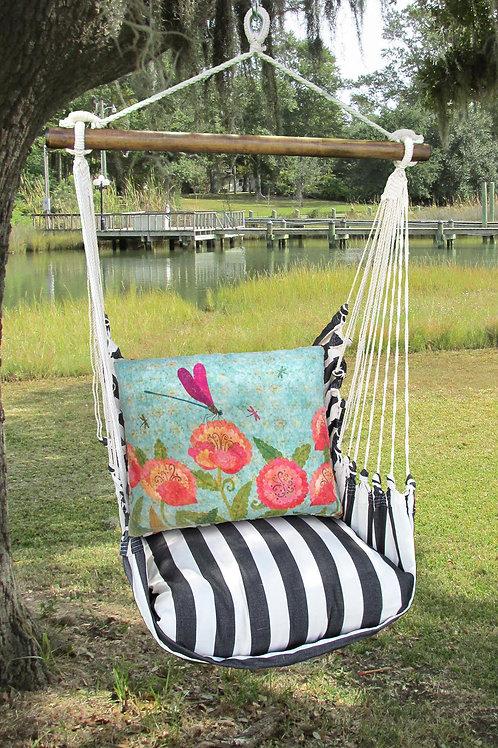 TB Swing Set w/ Dragonfly Pillow, TBTC609-SP