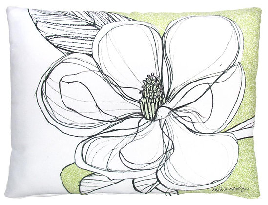 Magnolia Pillow, RR905, 2 sizes available