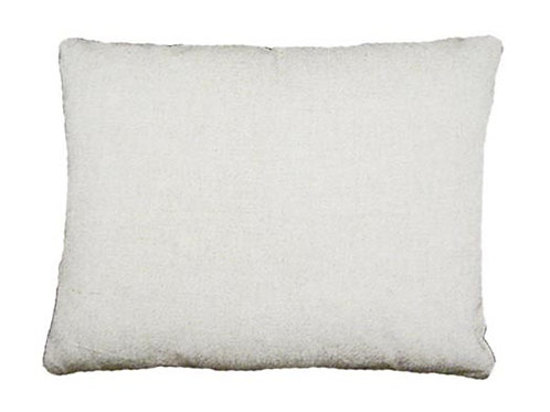Gray Fabric Pillow, GR324HP, 19x24