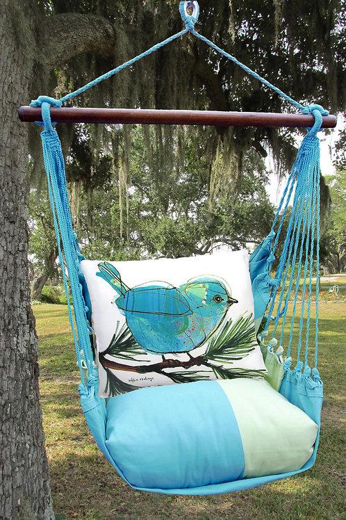 Blue Bird Swing Set, MMRR908-SP