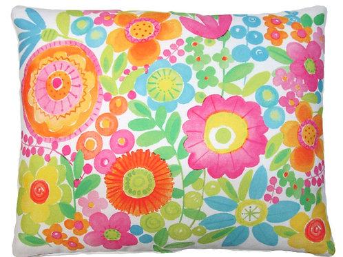 PK Pillow, Bright Flowers, BC504HP, 19x24