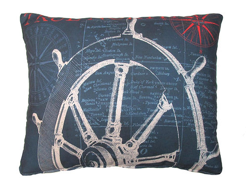 MA Pillow, Wheel, TC501HP, 19x24