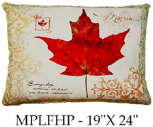 Maple Leaf, MPLFHP, 19x24