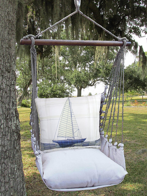 Sailboat Swing Set, LTRR814-SP
