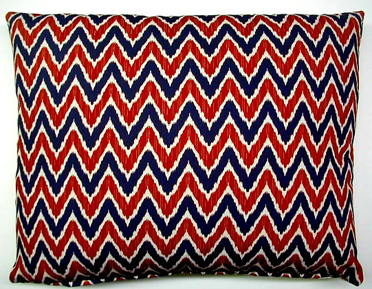 Red and Blue Chevron, K5MAHP