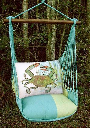 MM Swing Set w/ Crab Pillow, MMRRCIM-SP