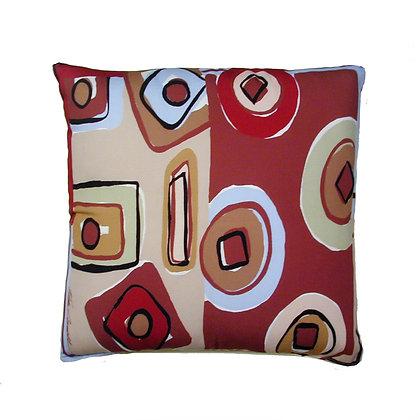 Mocha Pillow, MCLCS, 18x18