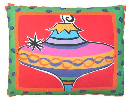 Ornament Pillow, NOLJHP, 19x24