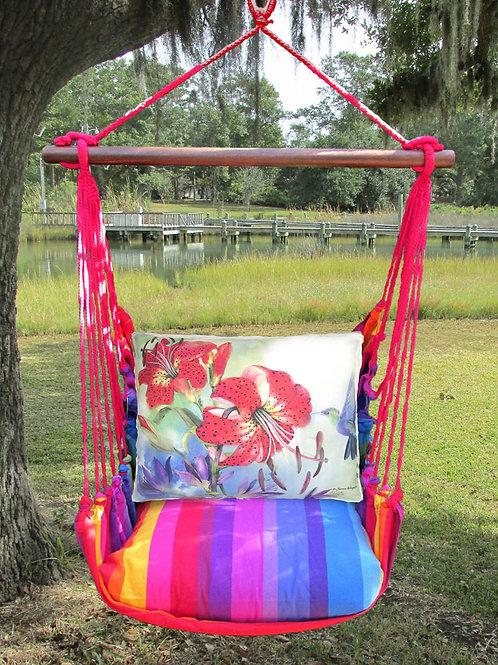 Floral Swing Set, RBSW805-SP