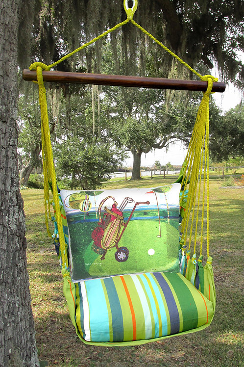Golf Clubs Swing Set, CTRR914-SP