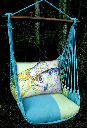 MM Swing Set w/ Fish Pillow, MMSJ501-SP