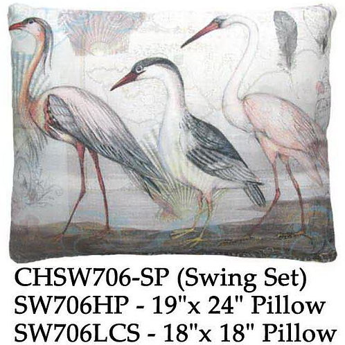 Marching Herons, SW706, 2 sizes