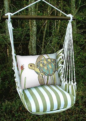 SP Swing Set w/ Sea Turtle Pillow, SPRR502-SP