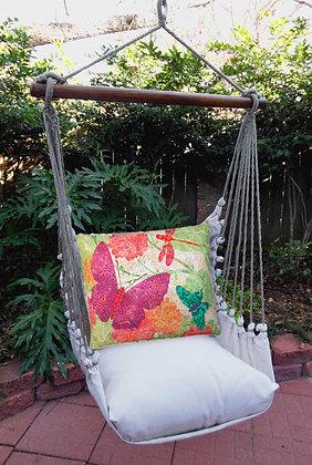 LT Swing Set w/ Butterflies Pillow, LTTC511-SP