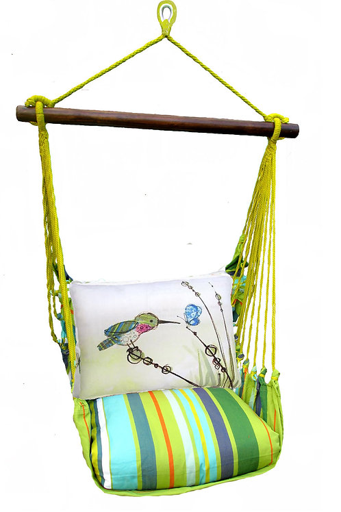 Citrus Swing Set w/ Hummingbird, CTRR606-SP