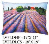 Lavendar Field, LVFLD, 2 sizes