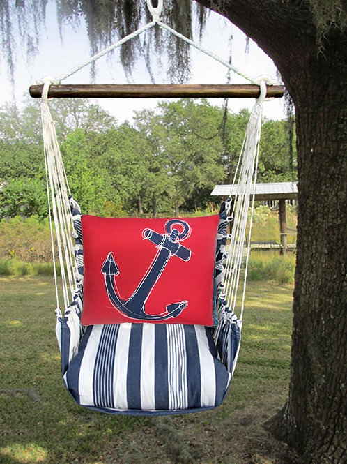 MA Swing Set w/ Anchor Pillow, MARR608-SP