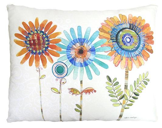 Daisies Pillow, RR805, 2 sizes
