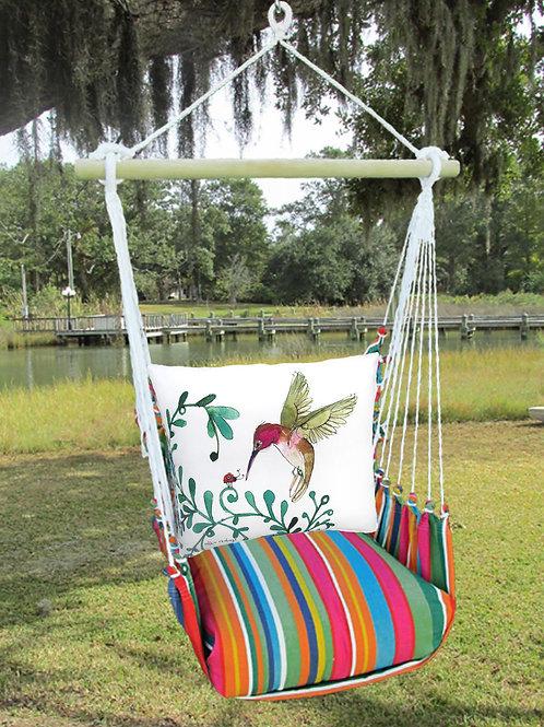 Hummingbird Swing Set, LJRR912-SP